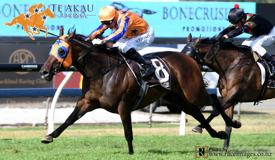 Avantage Scores her 4th Group One