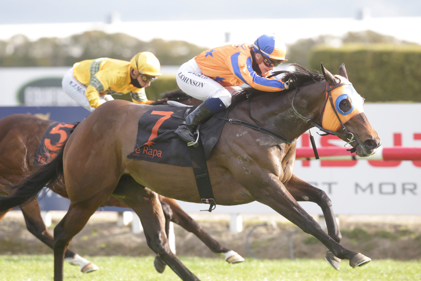 Richards Whets His Appetite For What's Ahead